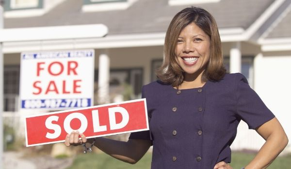 get into real estate