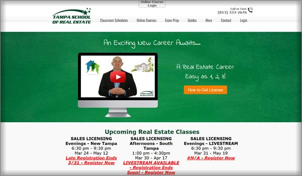 Tampa School of Real Estate