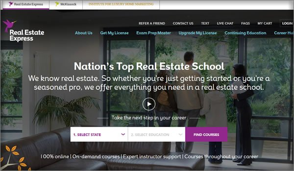 Reviews for Real Estate Express